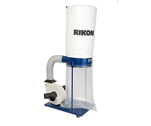 Rikon 60-200 2 HP Dust Collector by Rikon