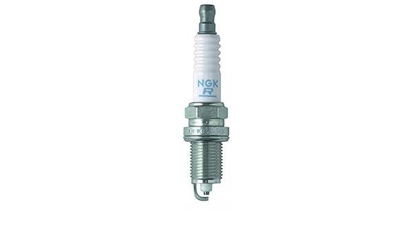 NGK Standard Spark Plugs Stock 5722 Nickel Core Tip Standard 0.032in BR9ES Set 4pcs