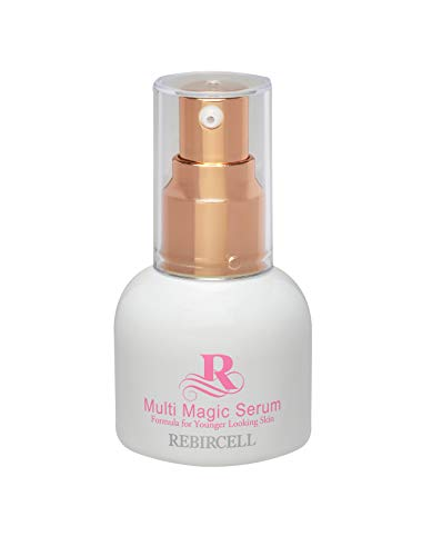 REBIRCELL Multi Magic Serum 1oz(30ml) - EGF, FGF, Adenosine, Vitamin C : Moisturizing, Anti-wrinkle, Skin regeneration, freckles & age spots, pores,Skin Barrier & elasticity.anti-aging vitalization