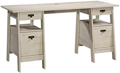 Cheap Sauder Trestle Executive Trestle Desk modern office desk for sale