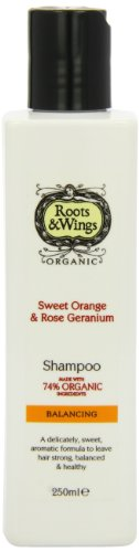 Orange & Rose Geranium Shampoo 250ml (Lewis Dog Boots)