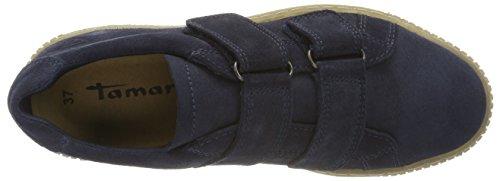 Dames Tamaris 24661 Chaussures De Sport Bleu (marine 805)