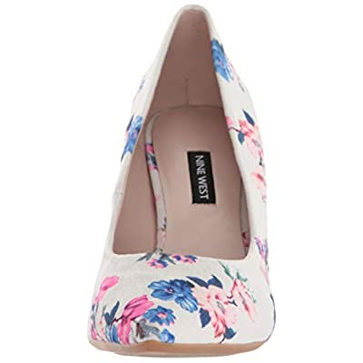 NINE WEST Women's Astoria9x9 Fabric Pump | Pumps