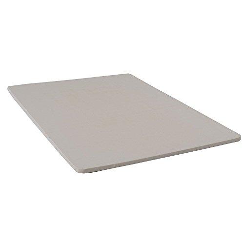 Update International CBR-1824 Rubber Cutting Board, 18'' x 24'' x 1/2'' by Update International