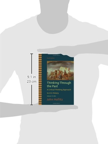 thinking through the past chapter 11 Thinking through the past: a critical thinking approach he has also authored a critical thinking reader, thinking through the past, 5th 37 out of 5 stars 11.