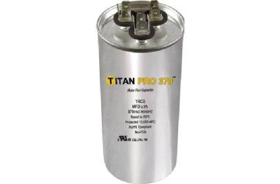 Packard PRCFD505A Motor Run Capacitor Oval / MFD: 50/5 / Volts: 440