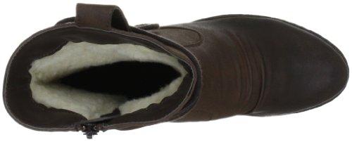 Rieker 93754-25 - Botas tacón, color: Braun (schoko 25) Marrón