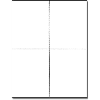 Amazon Com Heavyweight Blank Postcard Paper 25 Sheets 100
