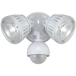 Home Zone Motion Activated LED Security Light - 2500 Lumens by Home Zone Security