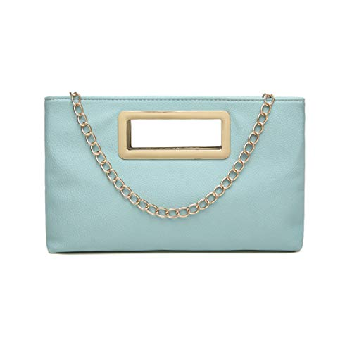 - Aitbags Clutch Purse for Women Evening Party Tote with Shoulder Chain Strap Lady Handbag