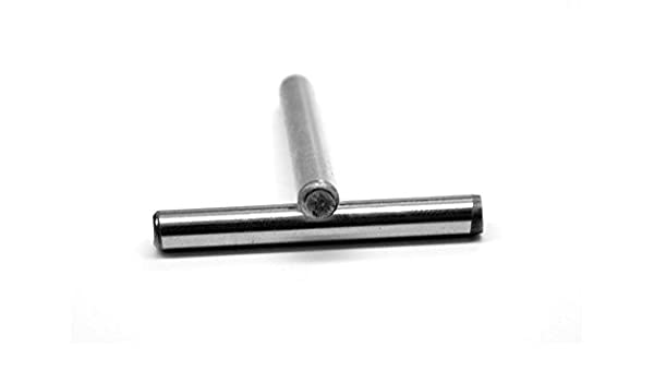 """3//32/"""" x 5//16/"""" Dowel Pin Stainless Steel 18-8"""
