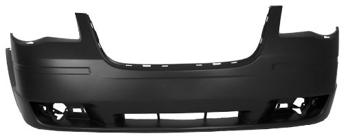 OE Replacement Chrysler Town & Country Front Bumper Cover (Partslink Number CH1000928)