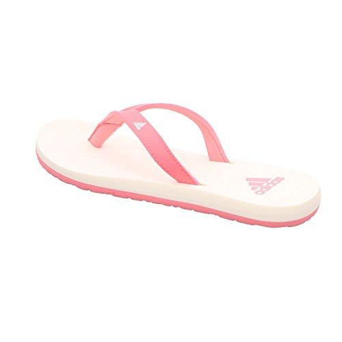 Adidas Mules White Rose chalk Essence Pink S18 Eezay W Femme chalk qUwrqO6