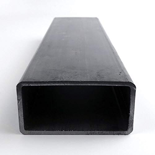 1 x 2 x 0065 Mild Steel Rectangle Tube A500A513 Hot Rolled840