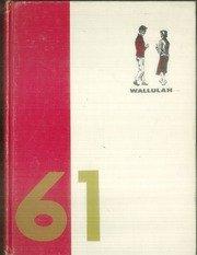 (Custom Reprint) Yearbook: 1961 Willamette University - Wallulah Yearbook (Salem, ()