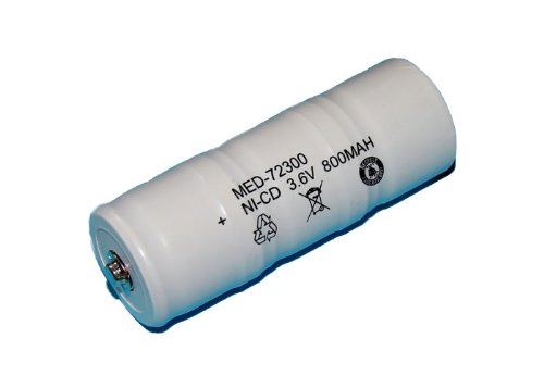 3.5v Nicad Rechargeable Battery - 6