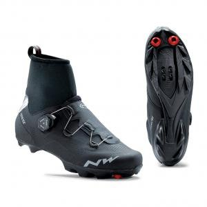 Northwave Raptor GTX Cycling Shoe - Men's Black, 43.0