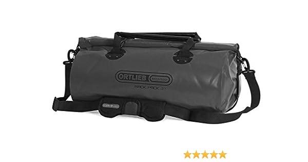 Ortlieb Bicicleta Rack-Pack P620, Asfalto, 54 x 27 x 30 cm, 31 litros, K62H5: Amazon.es: Deportes y aire libre