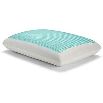 Sealy Essentials Memory Foam Gel Cooling Pillows, Standard/Queen