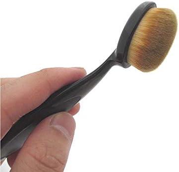 YB-01 優美子 チーク・ハイライト ポイント使いに最適ブラシ 汚れ防止専用キャップ付き