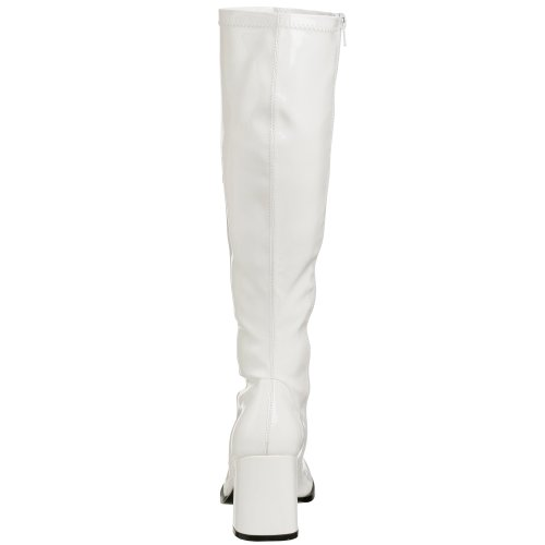 White W Women Gogo300 Funtasma high knee White Lining Boots Warm TB1zxqHw