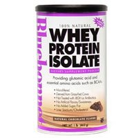 Bluebonnet. Whey Protein Isolate French Vanilla - 1 Lbs - Po
