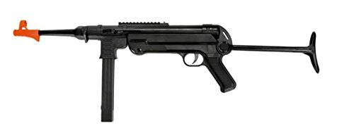 BBTac Airsoft BT-M40 Spring Loaded Rifle WWII (Spring Submachine Gun)