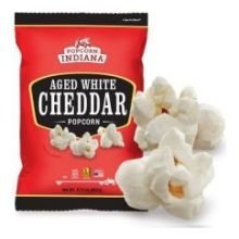 Popcorn Indiana P.I. Aged Wht Ched Popcorn 5.75 Oz (Pack Of 12)