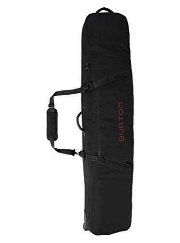 Burton Wheelie Gig Snowboard Bag, True Black W19, 146 cm (Renewed)