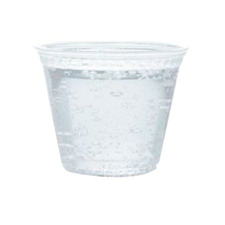 Fabri-Kal 9502040 KC9OF Kal-Clear 9 Oz. Plastic Drink Cup - 1000 / CS