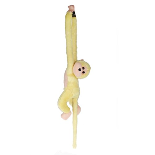 Leegor Cute Screech Monkey Plush Toy Doll Doll Gibbons Kids Gift Christmas Gift