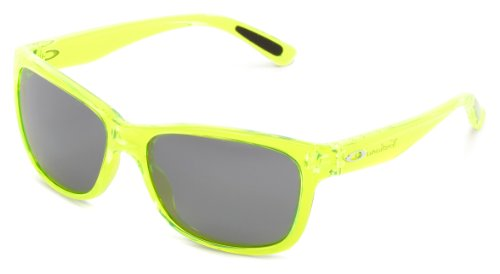 Oakley Forehand OO9179-13 Iridium Sport Sunglasses,Neon,55 m