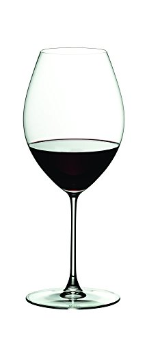 Riedel 6449/41 Veritas Old World Syrah Glass (Set of 2), 21.16 oz, Clear