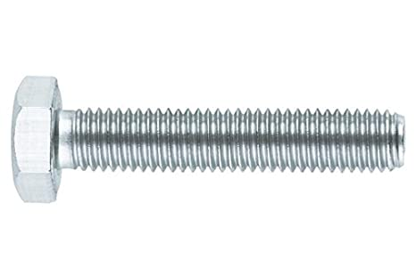 BZ3Z08030 Index Fixing Systems din-933/Screw Metric Thread with a hex Head Set of 4/Pieces