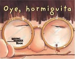 Oye, hormiguita/ Listen, Little Ant (Spanish Edition) - Phillip Hoose; Hannah Hoose