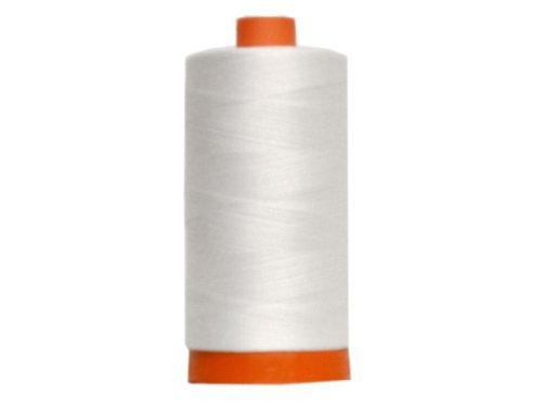 Aurifil Quilting Thread 50wt Natural White, Natural White