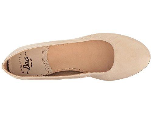 G.H. Bass & Co. Women's Felicity Ballet Flat, Nude, 9 M US