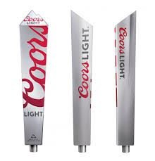 coors-light-tap-handle