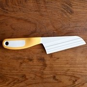 The Cheese Knife OKP2, The Cheese Knives with a Unique Patented Blade, Yellow by The Cheese Knife (Image #2)