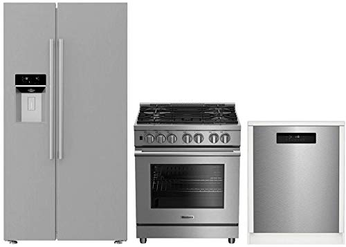 Amazon.com: Blomberg 3-Piece Kitchen Appliances Package with ...