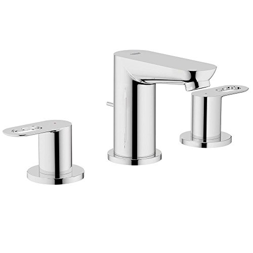 Grohe 20225000 BauLoop 2-handle Bathroom Faucet - Grohe Bathroom Sink