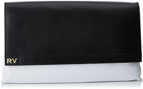 Roberto Verino Damen Bolso Messenger Manhattan Clutch, 7x19x32 cm