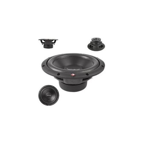 Rockford Fosgate R2D4-12 Prime R2 DVC 4 Ohm 12-Inch 250 Watts RMS 500 Watts Peak Subwoofer