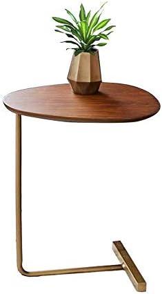 GUOCAO ソファカジュアル長方形エンド表の基本的なホームデコレーションソファサイドエンドテーブルダイニングコーヒーテーブル現代のエンドテーブルダブルコーヒーテーブルコーヒー(カラー:ナチュラル、サイズ:45x60cm)