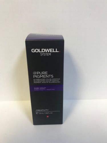 Goldwell Pure Pigments Color Additive 1.69oz - PURE VIOLET