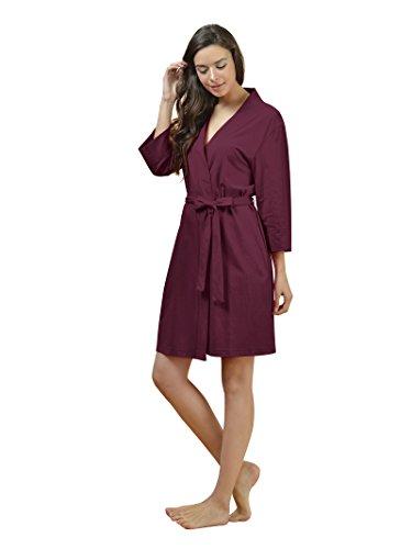 SIORO Womens Bathrobe Loungewear Sleepwear product image