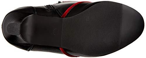 A Browns Donna Alti Lace Boots Diva Nero Joe Stivali Divine Up black 6CPnqw