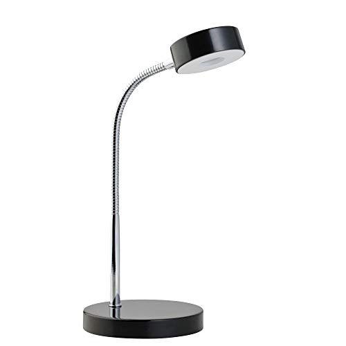 Globe Electric Company 12643 LED Desk Lamp, Black