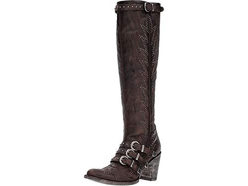 Old Gringo Women's Roxy High Chocolate 6.5 B US (Old Gringo Women Boots)