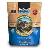 """PetGuard Next to Nature """"Organic Vegetarian"""", My Pet Supplies"""